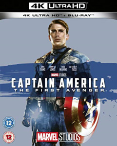 Captain America The First Avenger BLU-RAY NEW