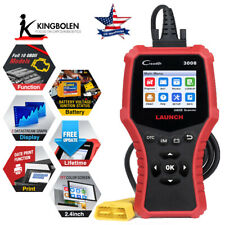 Launch Creader 3008 OBD2 Car Code Reader Scanner CAN Universal Diagnostic Tool