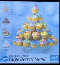 Large Cupcakes N' More Dessert Stand from Wilton - NEW