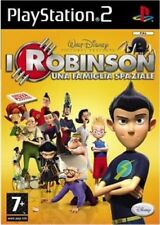 I Robinson Disney Ps2 Playstation 2