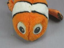 DISNEY MINI BEAN BAD FINDING NEMO CLOWN FISH REALISTIC PLUSH STUFFED ANIMAL FILM