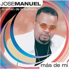 Manuel, Jose : Mas De Mi CD