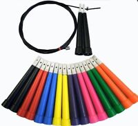 WIRE JUMP ROPE - Crossfit - Ultra - Speed - Cable - CHOOSE YOUR COLOR!!!