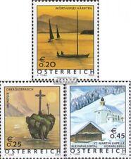 Oostenrijk 2438-2439,2454 gestempeld 2003 Ferienland