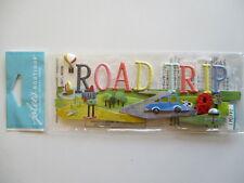 Jolee's Boutique 3D Title Stickers - Road Trip - car travel