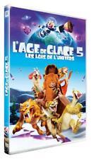 L AGE DE GLACE 5    DVD   NEUF SOUS BLISTER
