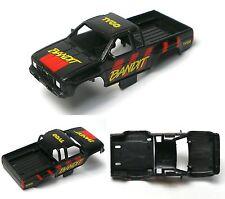 1989 1pc TYCO NISSAN BANDIT Pickup Truck Slot Car UNFINISHED Narrow BODY #8908