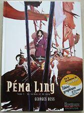 Péma Ling T 1 De Larmes et de Sang Georges BESS éd Dupuis mai 2005 + carnet grap