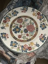 Myott Orient Dynasty Collection 6 X 17cm Plates Staffordshire