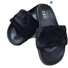 PUMA Women's Sandals Fur Upper for sale