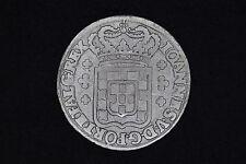 6 Vinténs (120 Réis) - D. João V (1706-1750) - Portugal - Silver - 10mm Shield
