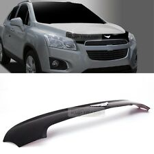 Front Bonnet Emblem Hood Guard Bug Shield Molding for CHEVROLET 13-16 Trax Gsuv