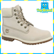 Timberland Women's 6 Inch Premium BOOTS Light Pink RARE SNEAKERS Shoes Tims Shoe 8 US / 39 EUR