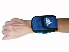 ADIDAS NEU ARM POCH HANDGELENKTASCHE TASCHE POKET SAFE WRIST BEUTEL JOGGEN blau