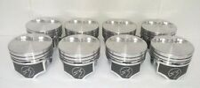Speed Pro Chrysler/Dodge 360 Hypereutectic Flat Top 2VR Pistons+MOLY Rings +60