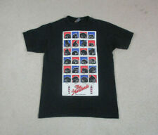 The Hundreds Shirt Adult Small Black Red Atom Bomb Spell Out Streetwear Mens