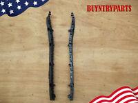 REAR UPPER BUMPER BRACKET FOR CHRYSLER 300 2011-17 57010400AC 57010399AC PAIR