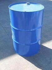 More details for collection only 205 litre 45 gallon steel drum barrel waste oil furniture pit