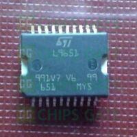 1PCS ST L9651 SOP-20 SMART QUAD SWITCH IC