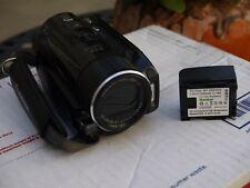 Canon VIXIA HF M30 HD Camcorder Black Excellent