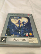 Kingdom Hearts Platinum Playstation 2 Square Enix