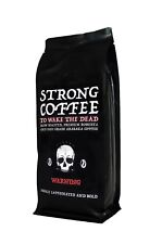 Strong Ground Coffee To Wake The Dead Intense and Aromatic Ground Coffee 500g