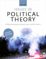 Issues in Political Theory by Catriona McKinnon 9780198784067 | Brand New