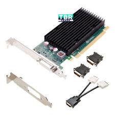 PNY NVIDIA Quadro NVS 300 512MB DDR3 PCI-E VCNVS300X16-PB Video Graphics Card