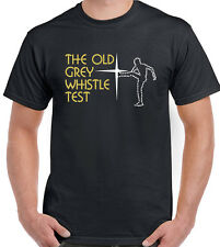 The Old Grey Whistle Test - Mens Retro Music Programme T-Shirt 70's 80's Show