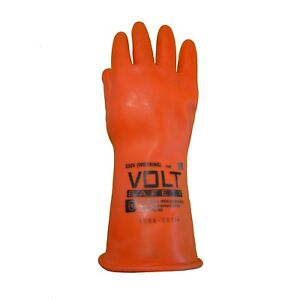 Electrical Insulated Gloves 650V AS2225 (Latex Rubber) 300mm Long