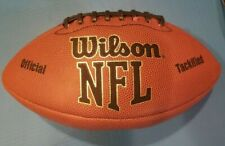 Wilson F1455 Nfl Licensed All Pro Game Football Tackified (Official Size)