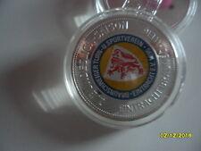 Eintracht Braunschweig 50 Jahre 1.Bundesliga 1963 - 2013 Medaille Münze 1 Unze