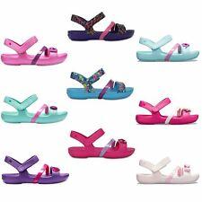 d2cbd9f8eb6f Crocs Kids Lina Sandals in Candy Pink