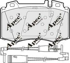 FRONT BRAKE PADS FOR MERCEDES-BENZ E-CLASS T-MODEL GENUINE APEC PAD1535