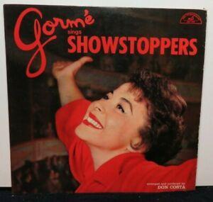 EYDIE GORME SINGS SHOWSTOPPERS (VG) ABC-254 LP VINYL RECORD