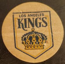 VINTAGE  VICEROY OFFICIAL GAME  PUCK  LOS ANGELES KINGS 1973-83 RARE OLD BEAUTY