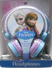 Headphones DISNEY FROZEN Princesses Elsa Anna Adjustable Headband S2