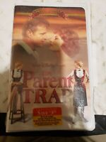 The Parent Trap VHS, clamshell brand new sealed. HTF sealed