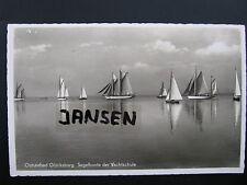 AK Glücksburg Segelboote Yachtschule