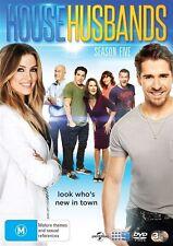 House Husbands Season Series 5 DVD, 2017, 3-Disc Set R5