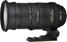 [EXC+++++] SIGMA APO 50-500mm F4-6.3 DG OS HSM For SONY A from JAPAN  (N300-1)
