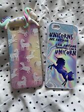 2 X Unicorn Iphone 5 Cases