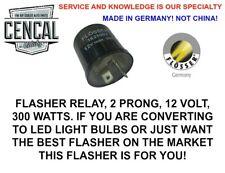 2-Prong 12 Volt 300 Watt Electronic Turn Signal Flasher Relay FLOSSER 1621002