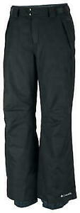 Columbia Men's Bugaboo II Snow Pants SHORT Length Insulated Small