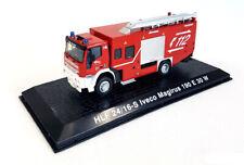 Véhicule Pompier, HLF 24/16-S Iveco Magirus 190 E 30 W, 1/72