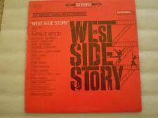 West Side Story~Leonard Bernstein~1961 EX/EX Columbia Masterworks OS 2070 LP
