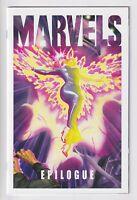 MARVELS EPILOGUE #1 MARVEL comics NM 2019 Kurt Busiek Alex Ross