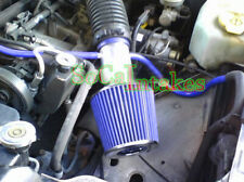 Blue Air Intake System Kit&Filter For 1991-1995 Jeep Wrangler 2.5L 4.0L S SE
