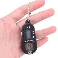 Portable Hearing Aid Batteries Checker Tester Digital LCD Screen Zinc Air Button
