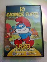 DVD IO GRANDE PUFFO I PUFFI LA SERIE  ORIGINALE Usato o da collezione.